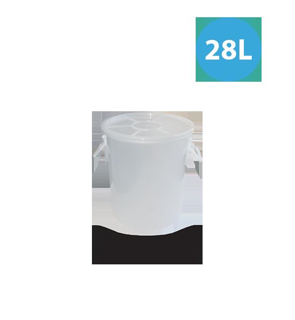 Kanta-s-poklopcem-28L