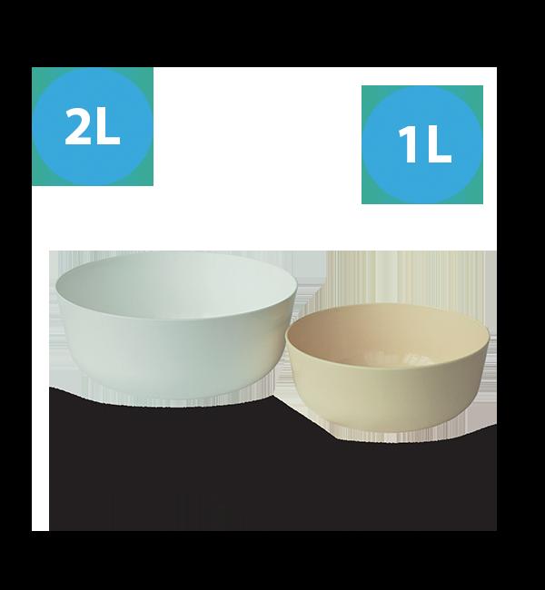 zdjela 2L 1L